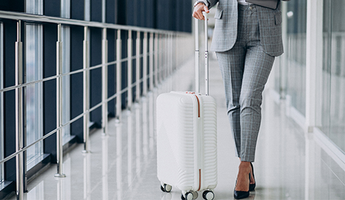 Business trips and profits tax